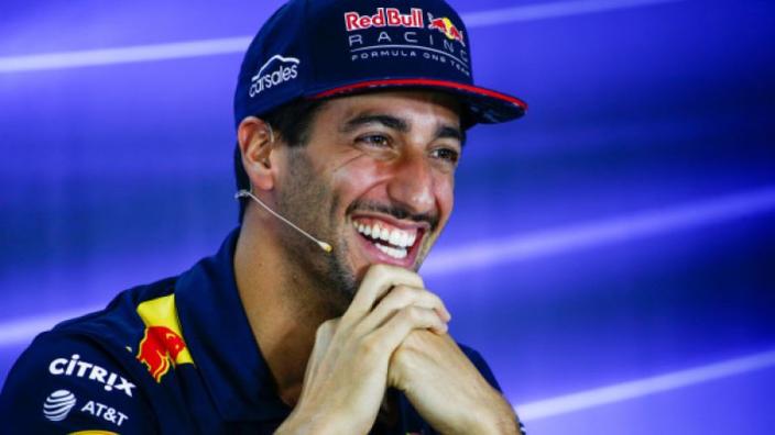Daniel Ricciardo: 'In Oostenrijk met Red Bull-baas om tafel gegaan'