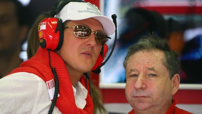 Jean Todt: 'Ik heb de Braziliaanse Grand Prix samen met Michael gekeken'