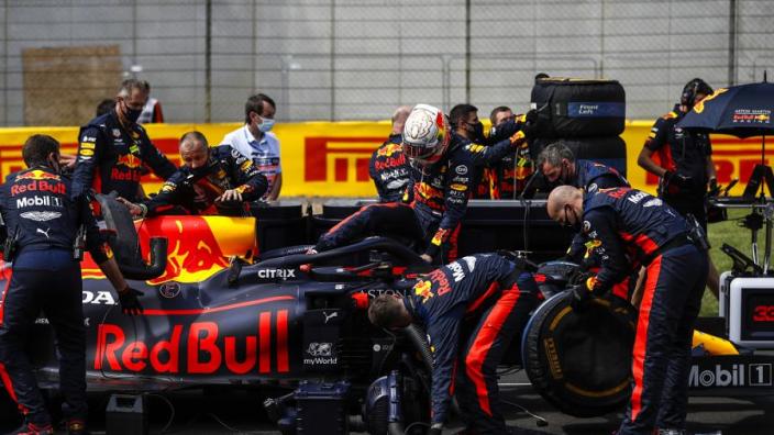 F1 Power Rankings: Hamilton bijna perfect, Gasly klopt Verstappen