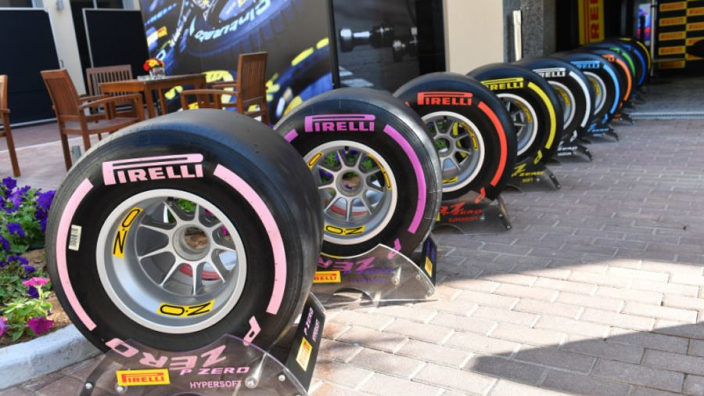 F1 and Pirelli strike extended partnership