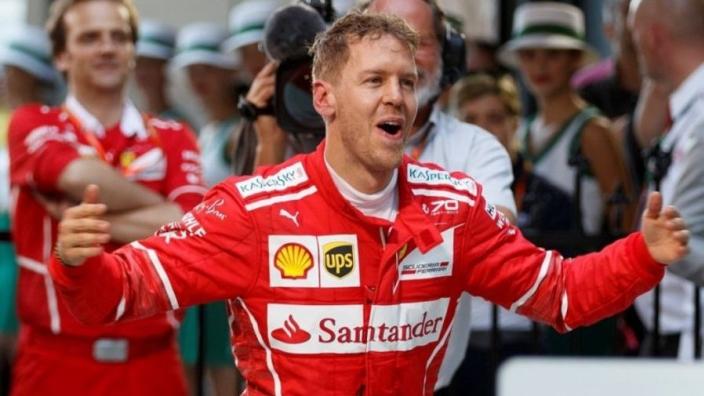 RESULT: Vettel triumphs in Brazilian Grand Prix