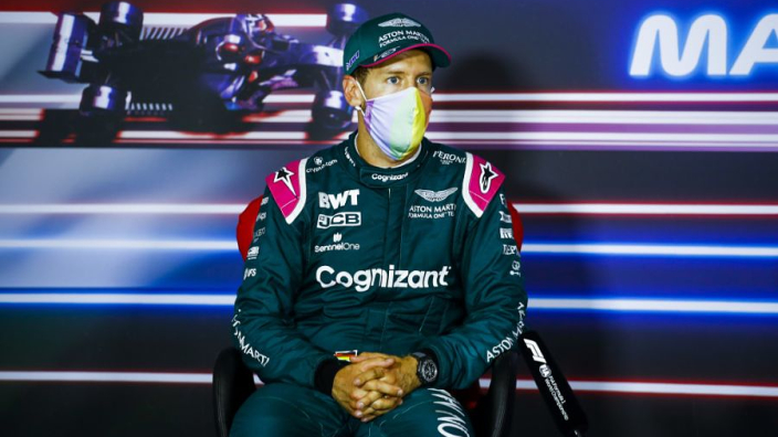 """Vettel disqualification stands as Aston Martin review bid """"dismissed"""""""