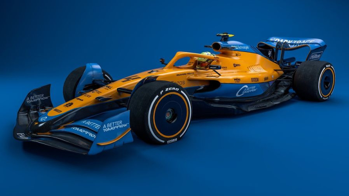 "Wolff - ""Retro"" 2022 F1 car like something 'from Zak's garage'"