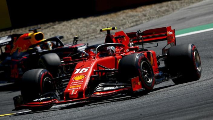 POLL: Should Verstappen have been punished for Leclerc overtake?