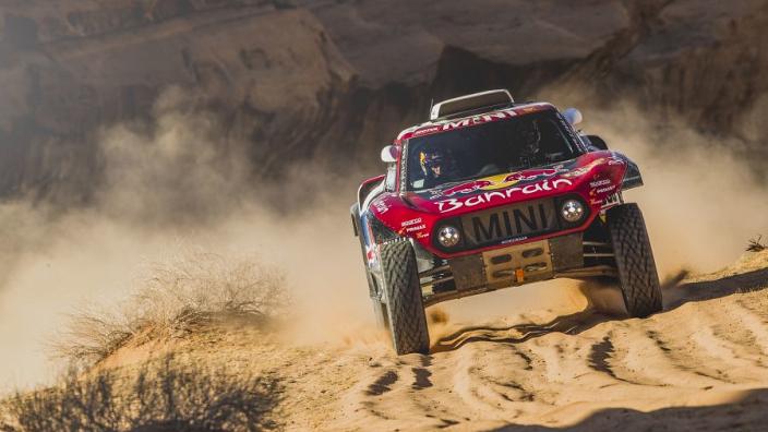 Carlos Sainz wint Dakar Rally 2020