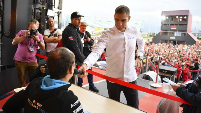 Petrov steps down as FIA steward after shooting death of his father