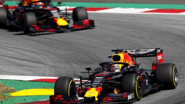 Verstappen: Austria penalty won't change my race