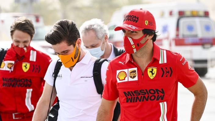 Sainz refuses to set deadline for Ferrari comfort