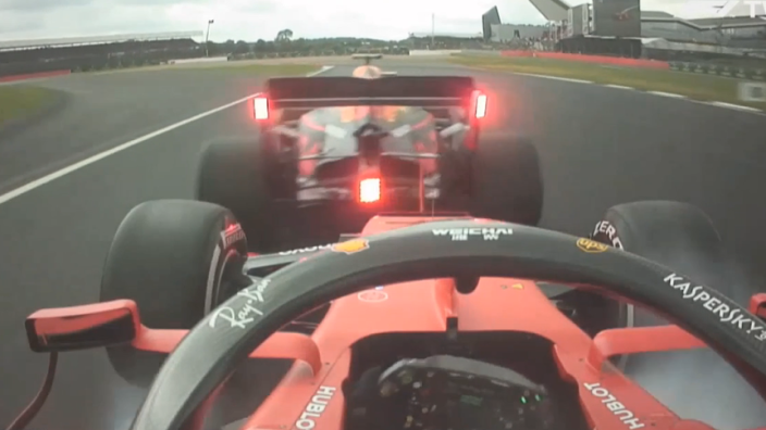 VIDEO: De volledige boordradio van Vettel in de ronden na de crash