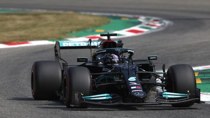 Mercedes acht extra motorwissel Hamilton voorlopig nog niet nodig