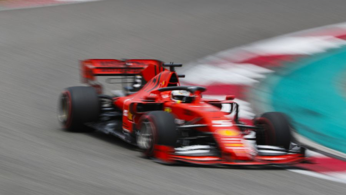 Mercedes 'bloody quick' in the corners, bemoans Vettel