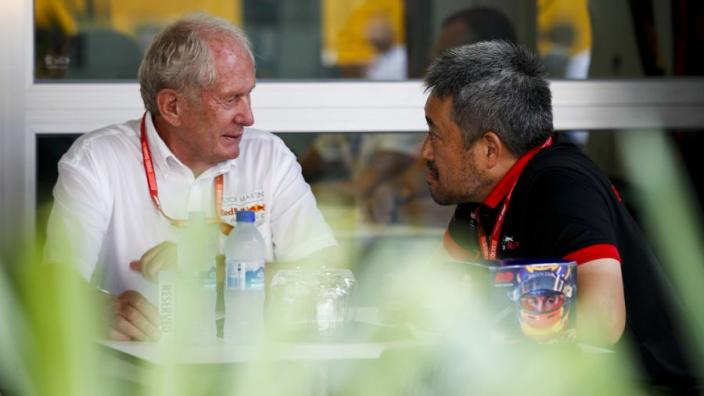 Marko legt uit: 'Honda bepaalt in feite of Red Bull in 2021 nog in F1 rijdt'