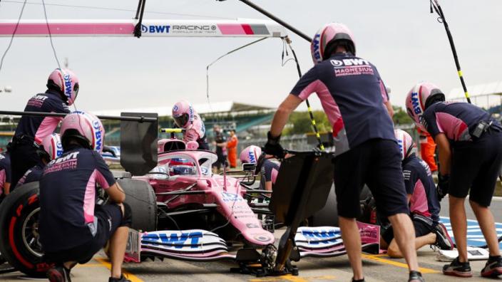 Racing Point naar de stewards voor gebruik illegale brake ducts