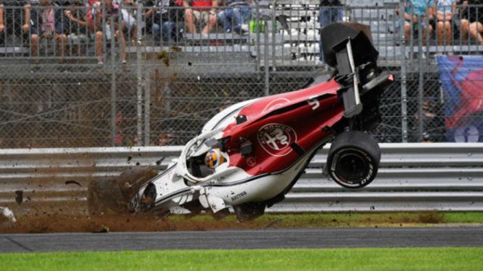 VIDEO: Waarom de DRS van Sauber faalde op Monza