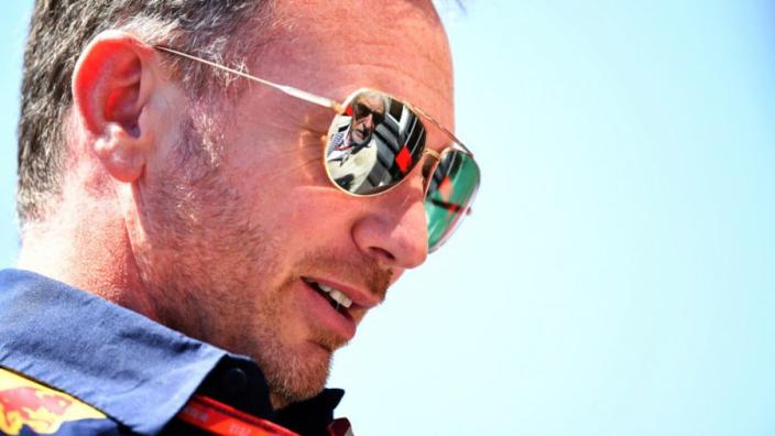 """Horner: """"Bottas niet blij met teamorder, blijkbaar was het niet duidelijk"""""""