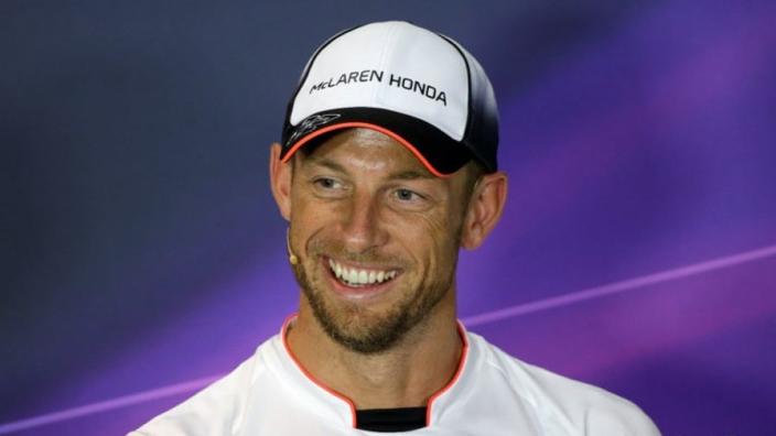 'Jenson Button na dit jaar niet meer actief voor McLaren'