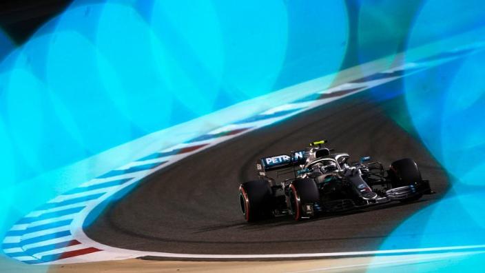 Bottas' Bahrain GP affected by plastic bag