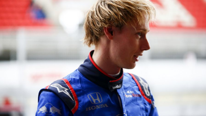 "Hartley: ""Media aandacht in Formule 1 was wennen voor mij"""