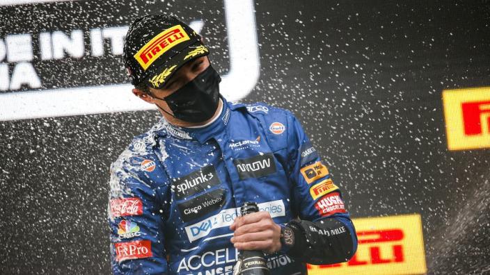 Norris confident form proves F1 title credentials