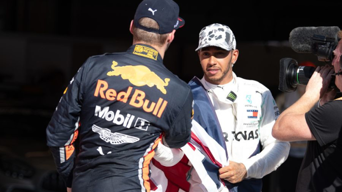 Verstappen: Beatable Hamilton is good, 'but he is not God'