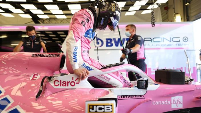Hülkenberg niet van start tijdens Britse GP door afgebroken bout in motor