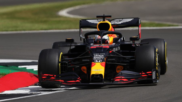 """Verstappen content with P2 despite """"lucky and unlucky"""" race finish"""