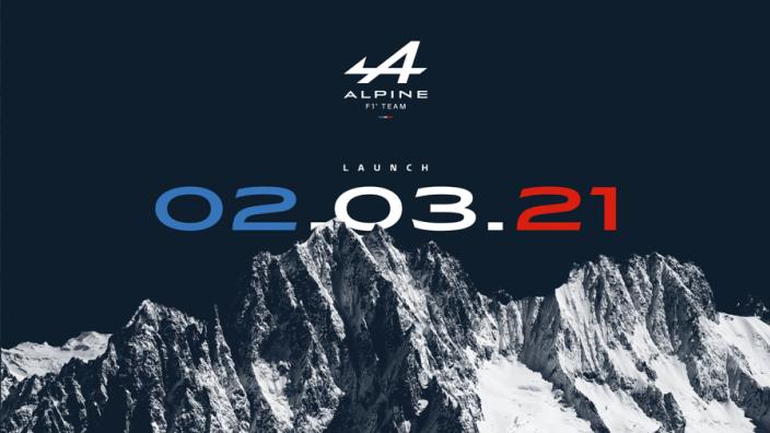 Live: Bekijk hier de lancering van de Alpine A521