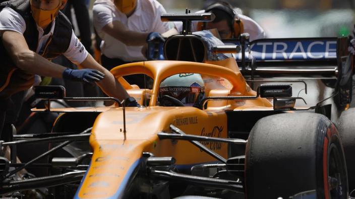 "Ricciardo left wanting ""to break something"" after ""grim"" Q1 exit"