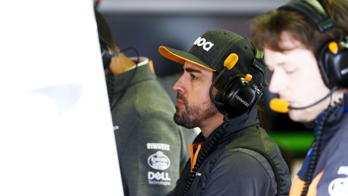 Alonso: F1 return getting more difficult