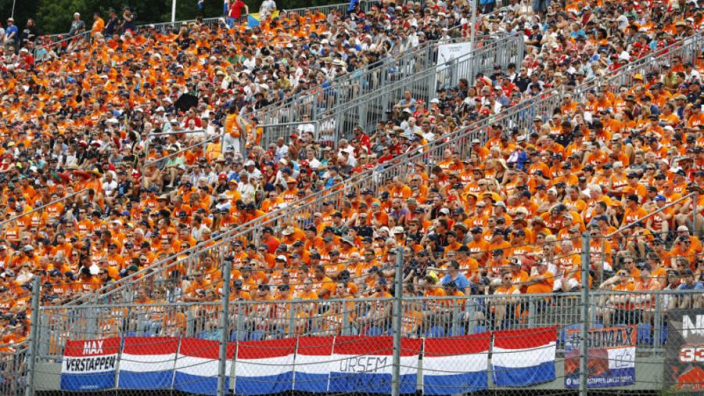 Verstappen can't wait for Orange Army to descend on the Hockenheimring
