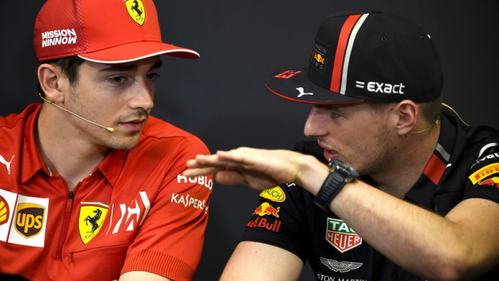 """Valentino Rossi groot fan van Verstappen: """"Daardoor geniet ik van F1"""""""