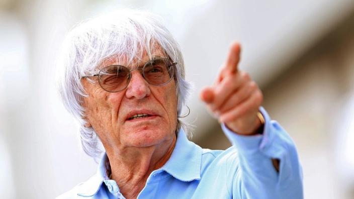 Bernie Ecclestone has a plan to fix F1