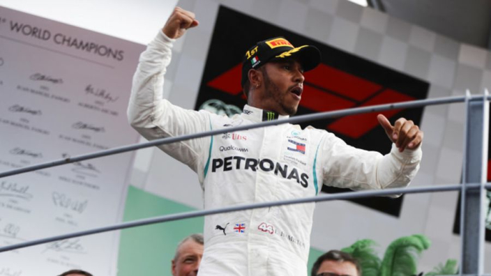 Wolff highlights turning point in title race