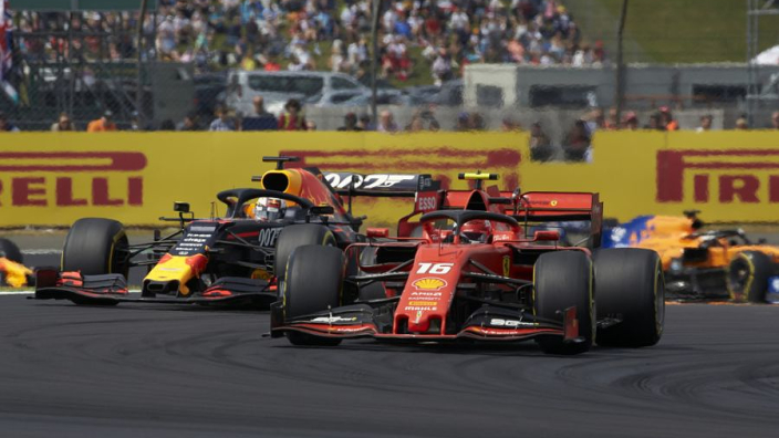Verstappen predicts more fights with Leclerc