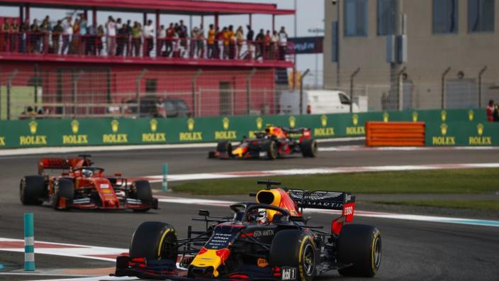 Dit schrijven de internationale kranten over Verstappen en Ferrari