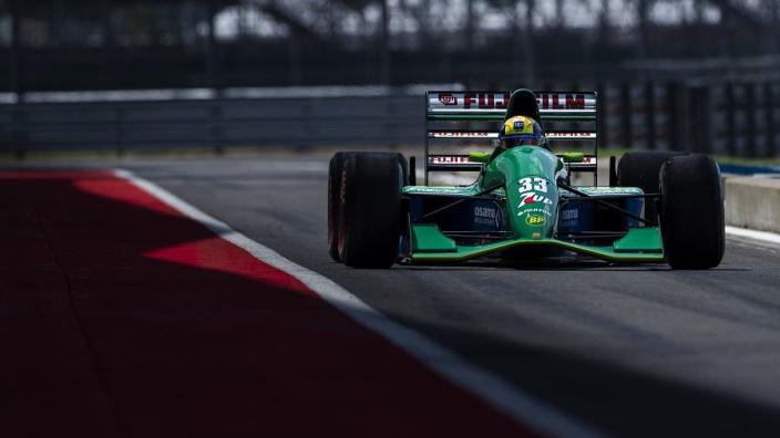 "Schumacher recounts ""very special"" Jordan test-drive"