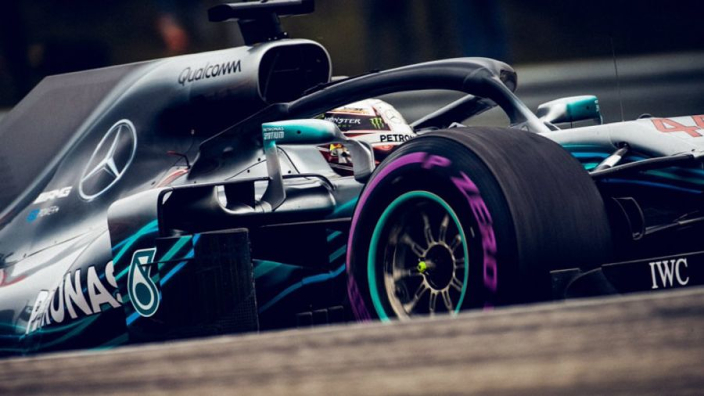 F1 pre-season testing will be televised