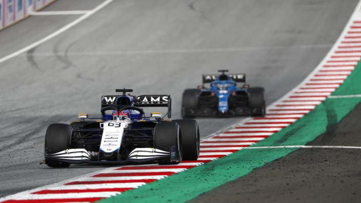"""Williams disappointment over missed points proves """"fire"""" in team"""