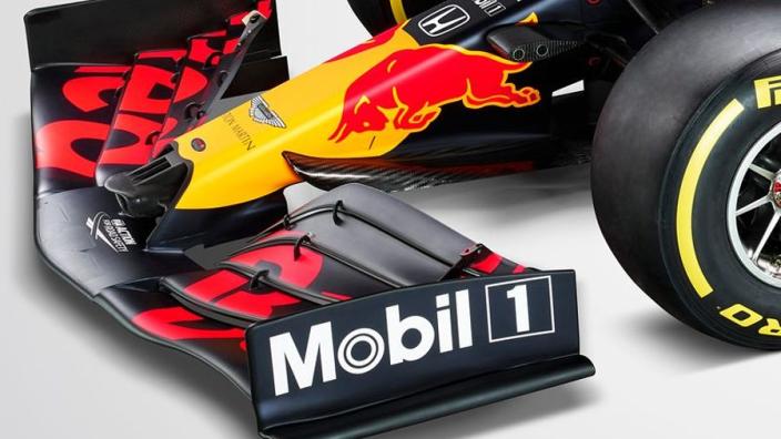 Red Bull Racing gooit hoge ogen met nieuwe neus RB16