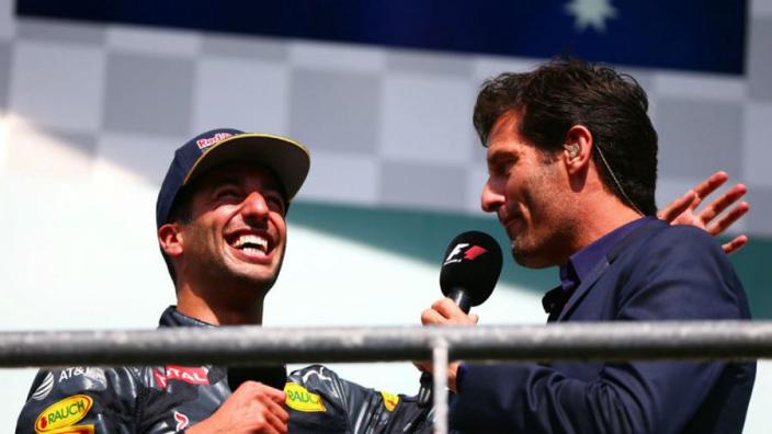 Ricciardo's Renault move a concern for Webber