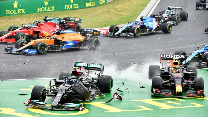 """Red Bull left counting """"brutal"""" cost of Bottas blunder"""