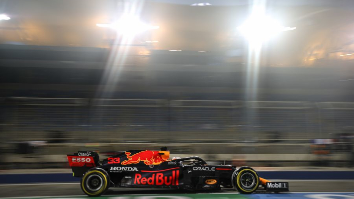 Verstappen practice double puts Mercedes and Hamilton in the shade