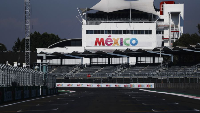 Mexico City GP venue to become temporary hospital