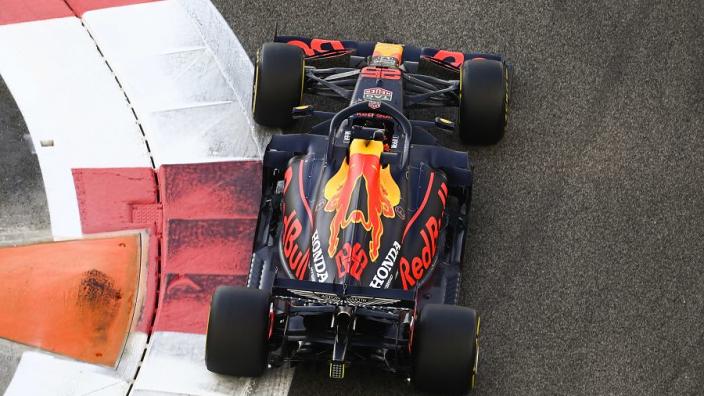 """Kamp Verstappen positief over motor Red Bull: """"Dat spel is nu op de wagen"""""""