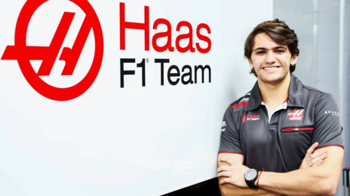 Fittipaldi name returns to F1 at Haas