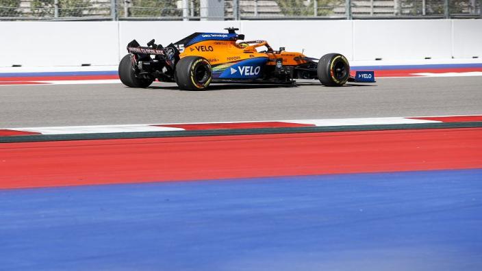 "Sainz apologies to McLaren for causing ""unnecessary stress"""