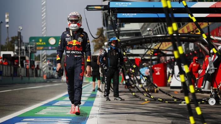 Verstappen points damning finger at Hamilton for race-ending crash