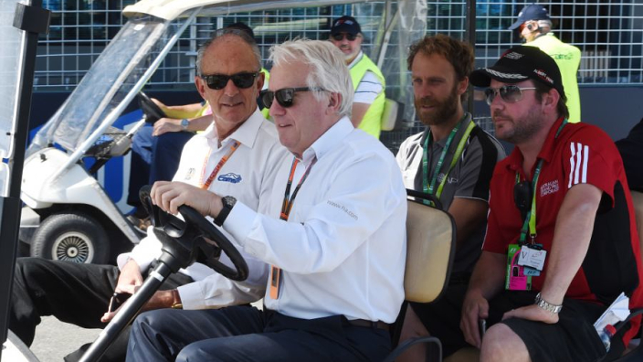 GALLERY: Charlie Whiting's Life And Career In Formula 1