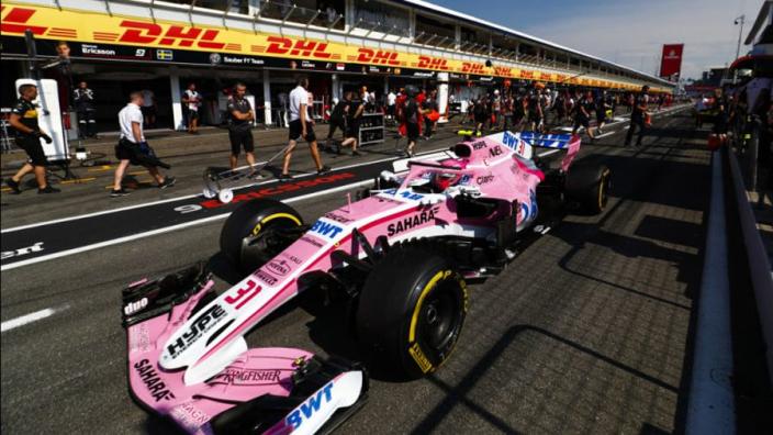 Force India-sponsor: 'Budget verdrievoudigt in 2019, team wil in top drie komen'