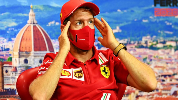 Reverse grid races would be a sign F1 has failed - Vettel